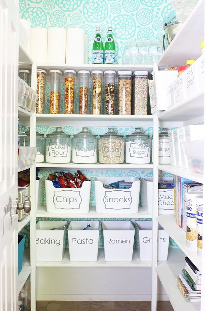 How to organize your pantry in easy steps