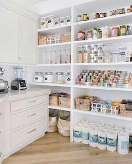 How to Organize Your Pantry in 5 Easy Steps