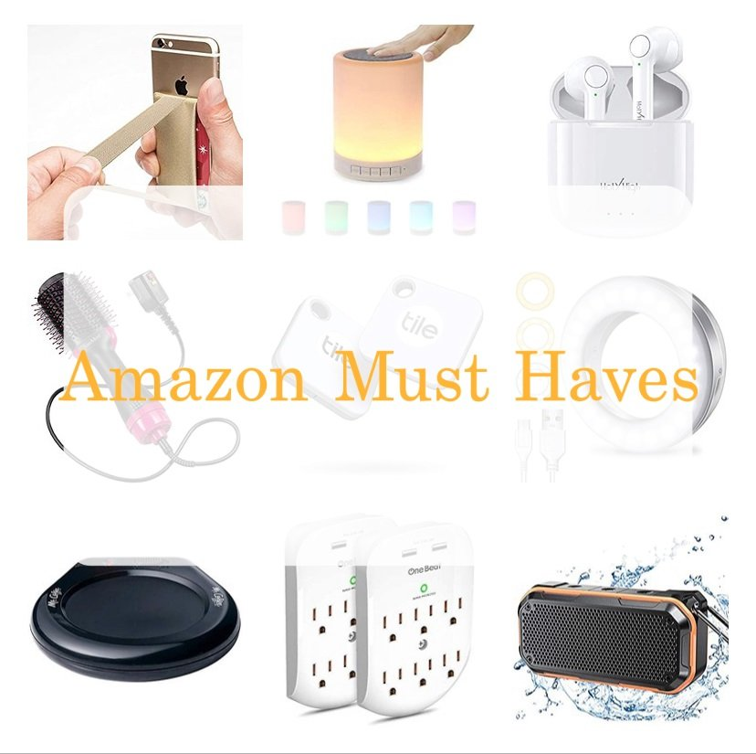 Amazon Must-Haves to Make Your Life Easier