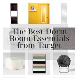 the best dorm essentials