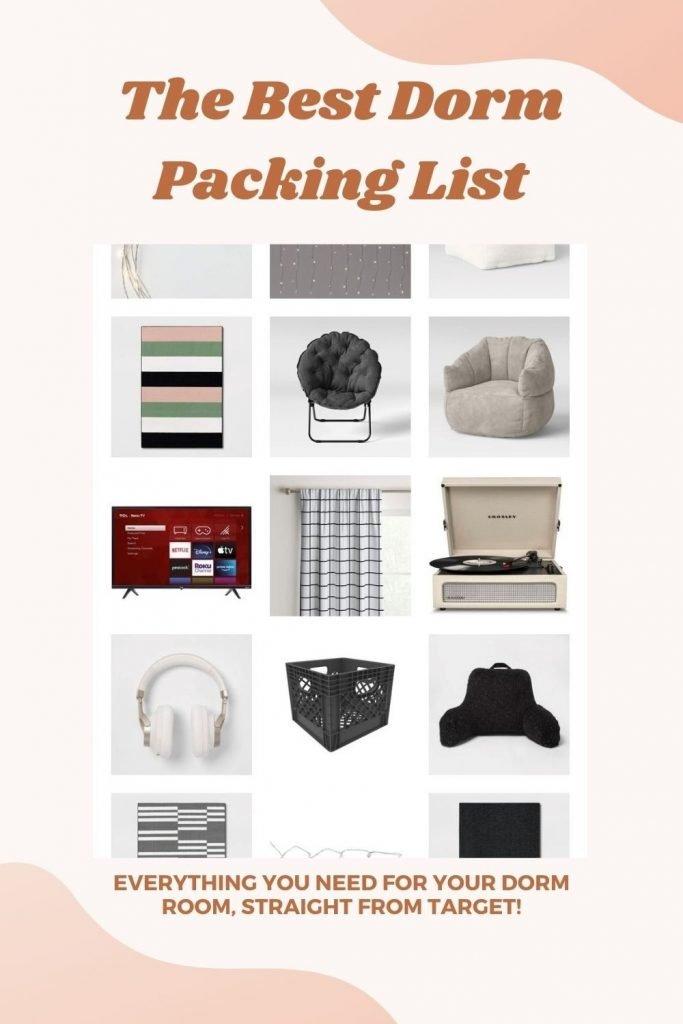 The best dorm room essentials
